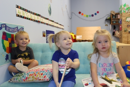 Toddler Care at Active Learning Centers in PA